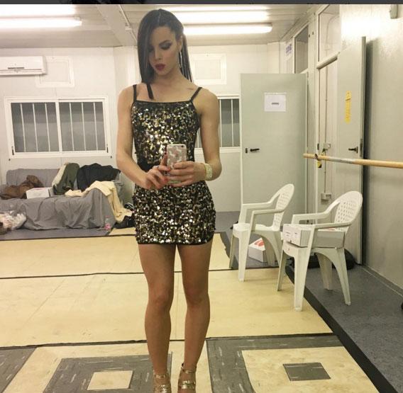 Shaila gatta ciao darwin 3