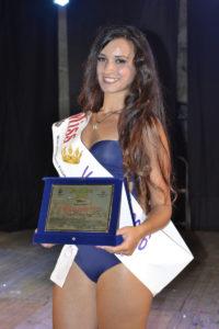 Daniela Catalano Miss Volto tv