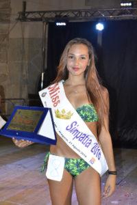 Gloria Vella Miss Simpatia