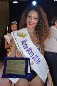 Silvia Calleia Miss Moda Mare