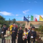 Cerimonia viadotto Livatino
