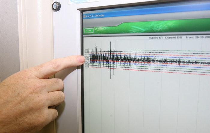 MENFI – Due scosse di terremoto, non si registrano danni