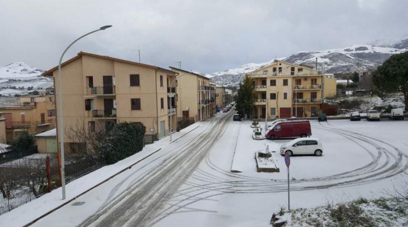 SICILIA - Maltempo, in arrivo neve - Tele Studio98