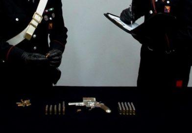 MAFIA – Pistola e munizioni in officina: arrestato il cognato del boss di Resuttana