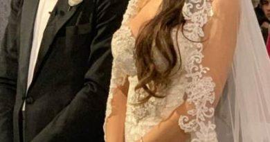 RIBERA – L'ex Miss Italia Clarissa Marchese si è sposata