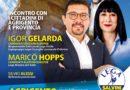 I circoli della Lega si radunano a San Leone con Gelarda, Hopps e Alessi