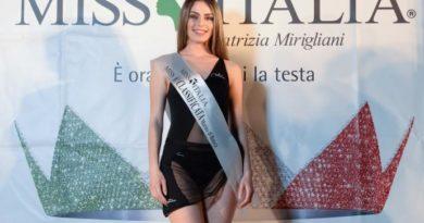 La saccense Roberta Soldano alla fase regionale per Miss Italia