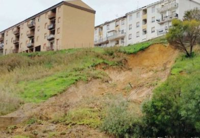AGRIGENTO – Finanziato il progetto a rimedio della frana in via Favignana