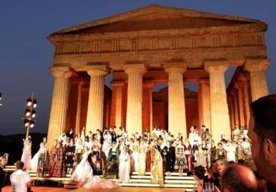 AGRIGENTO – Dolce &Gabbana scelgono ancora la Valle dei Templi