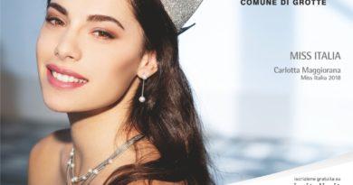 GROTTE –  Mercoledì una selezione per Miss Italia 2019
