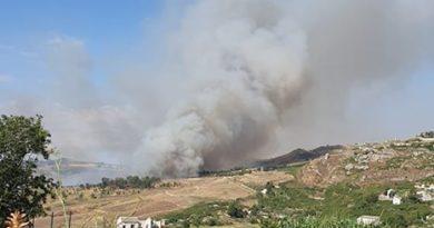 RACALMUTO – Incendi bosco piano Corsa, indagati dei forestali