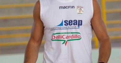 VOLLEY – Lorenzo Barbieri è il nuovo preparatore fisico della Seap Dalli Cardillo Aragona