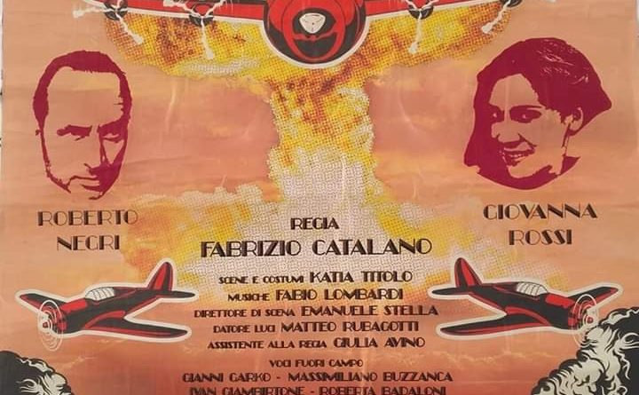 "RACALMUTO – Stasera al teatro Regina Margherita ""La scomparsa di Majorana"""
