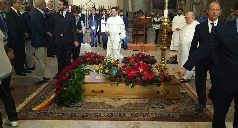 PALERMO – L'ultimo saluto a Sebastiano Tusa, celebrati i funerali