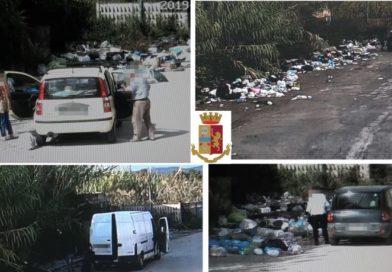 """GELA – Scoperti altri 23 """"sporcaccioni"""", la polizia multa chi abbandonava rifiuti [VIDEO]"""