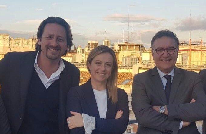 Salvatore Lentini passa a Fratelli d'Italia