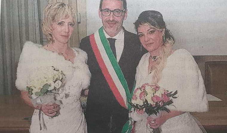 CANICATTI' – Primo matrimonio civile, spose due donne 30enni