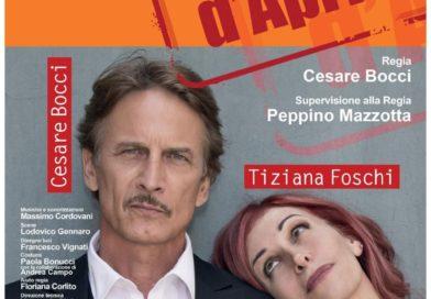 """AGRIGENTO -Giovedì e venerdì al teatro Pirandello """"Pesce d'Aprile"""" con Cesare Bocci"""