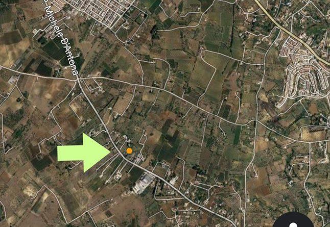 Lieve scossa di terremoto a Montevago