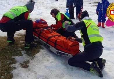 Piano Battaglia, grave incidente per 24enne di Canicattì
