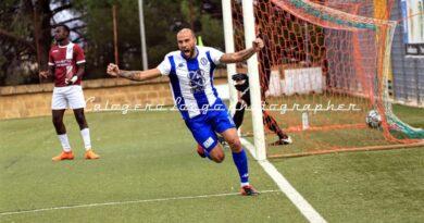 "ECCELLENZA – Recupero, ""Casteltermini – Akragas ""0-2"