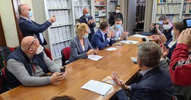 AGRIGENTO – Ufficializzate le deleghe assessoriali [FOTO]