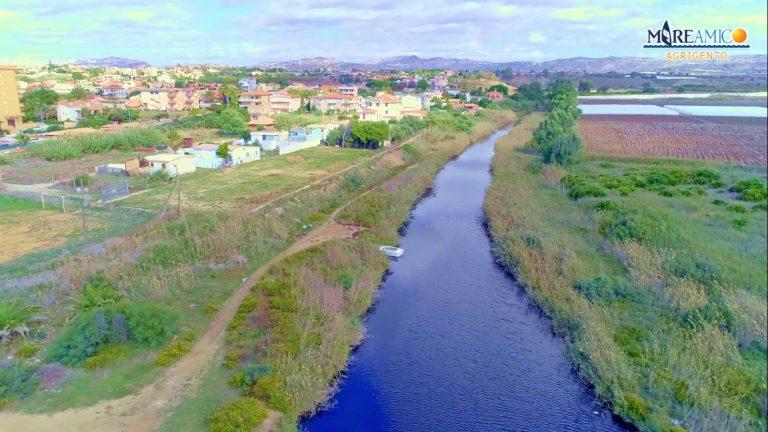 """AGRIGENTO – Mareamico:""""Olio nei fiumi uccide l'ecosistema"""""""