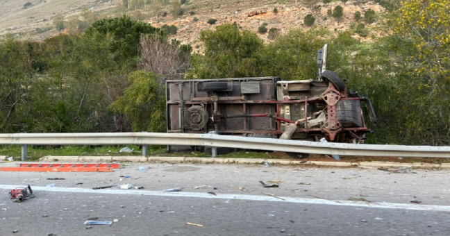 Incidente lungo la A 29 Palermo-Mazara del Vallo: un morto