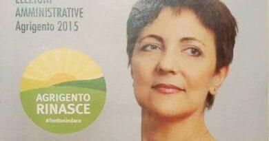 AGRIGENTO – L'ex Presidente del Consiglio Catalano sulla prematura scomparsa della collega Fantauzzo