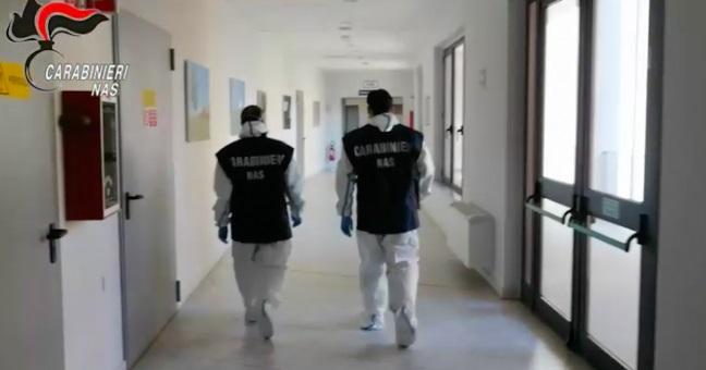 Blitz nelle Rsa per anziani anche in Sicilia: trovati operatori sanitari no vax [VIDEO]