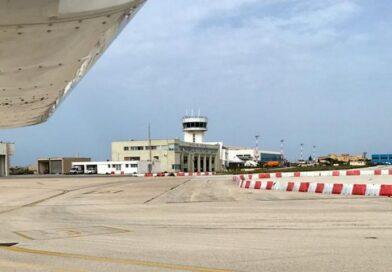 LAMPEDUSA – Sequestrato il deposito di carburante dell'aeroporto