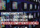 L'On. Rosalba Cimino presenta emendamento al decreto Sostegni bis per le piccole Tv locali