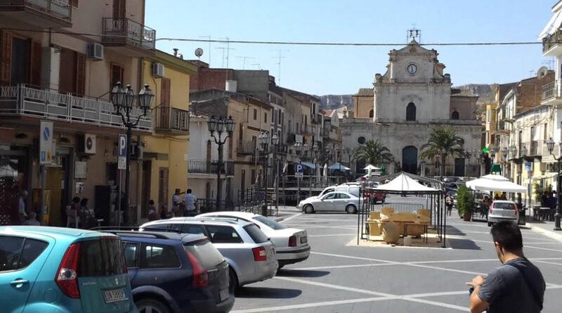 COVID – Santa Caterina Villarmosa in zona rossa